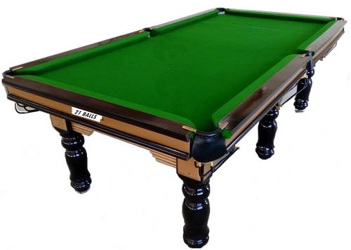 Pool tabled