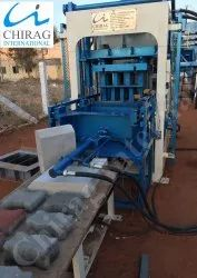 Chirag Fully Automatic Brick Manufacturing Plant