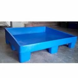 Ercon Plastic Pallet for Spillage Containment