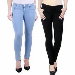 28 30 32 34 Comfort Ladies Jeans