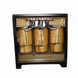 Graphic Electricals Three Phase LT Transformers, 220-415 Volts