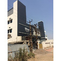 Industrial ACP Panel Cladding Work