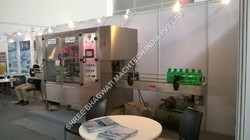 Filling Machine - Edible Oil And Mustard Oil Filling Machine