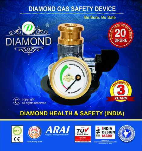 Diamond Gas Safety Device