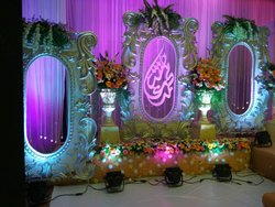 Wedding Party Decoration Service