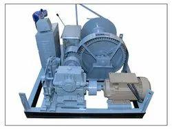 3 Ton Heavy Duty Winch Machine