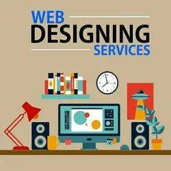 Blogging Website Static Website Designing Services, Client Site