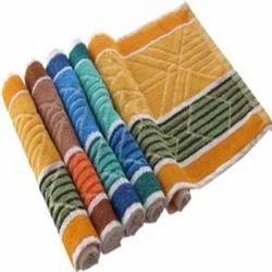 Multicolor Cotton Hand Towel