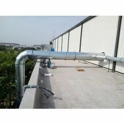 Gi Electric Industrial Round Air Duct