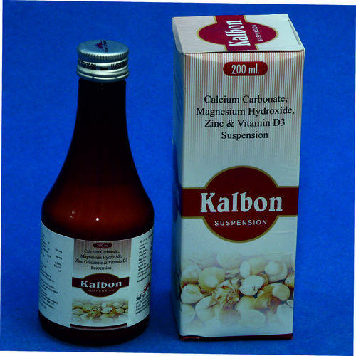 Antioxidants Multivitamins Medicines Calcium Suspension