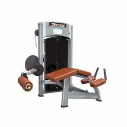 Horizontal Leg Curl Machine, Mk-520, for Commercial and Residential