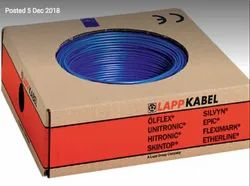 Copper Lapp Wires & Flexible, 1.1kv, Packaging Size: 180 Mtrs Coii