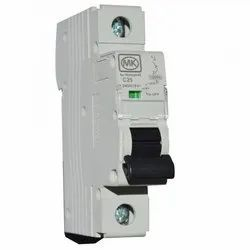 Single/Three Phase 240-415v Honeywell 1 Pole MCB, Model Name/Number: C-25