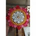 Flower Shape Decorative Handicrafts