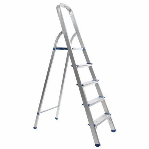 Equal Aluminium 5 Step Ladder