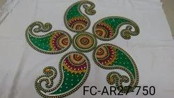 Jumbo Decorative Acrylic Rangoli