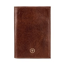 Mens Plain Passport Holder