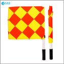 SAS Linesman Referee Flags Set