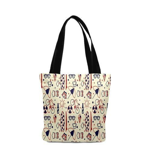 Creation Casual Wear Printed Tote Bag