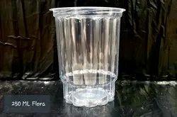 Aravali Transparent PP Flora Glass for Party