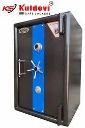 Single Door Security Safe & Jewellery safe locker