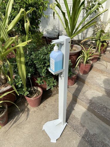 Foot Pedal Operated Sanitizer Dispenser