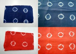 Tie Dye Handmade Fabric