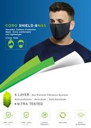 Coro Shield-SN95 Mask