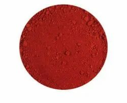 Sy. Iron  red oxide