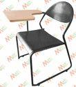 Metal Writing Pad Chair
