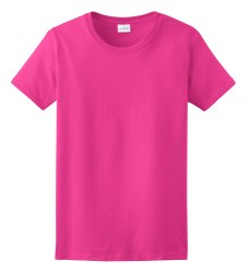 Casual Wear Cotton Women Half Sleeve Plain Round Neck T Shirt