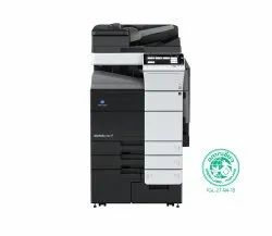Colored Konica Minolta Colour Photocopy /Printer/Scanner, Supported Paper Size: A3-A5
