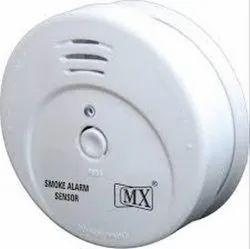 Plastic White MX Fire Alarm, For Industrial