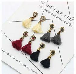 Crystal Fashionable Earrings
