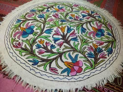 Embroidery Rug