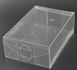 PVC Handkerchief Packaging Box