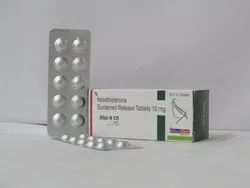 Allut-n CR Norethisterone Sustained Release Tablet 10 Mg