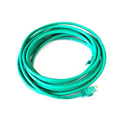 Green Cat 6 Networking Cable