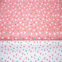 Baby Cotton Twill Bed Sheet Fabric