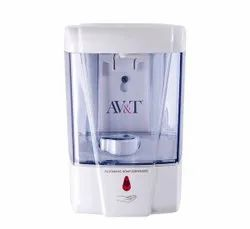 Automatic Wall Mounted Liquid Sanitizer/Soap Dispenser with Touch Less Sensor (700ml)