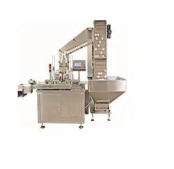 Automatic wad inserting machine
