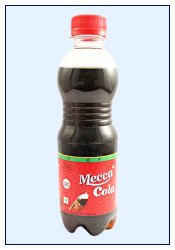 Brown Energy Drink Pinch Mecca Cola, Liquid, Packaging Size: 350