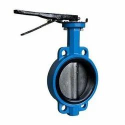 L&T Actuated Butterfly Valve