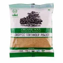 Organic Coriander Powder, Packaging: Packet, 100g