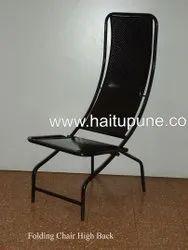 Relaxing High Back Folding Chair