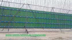 Plastic Formwork Green Modular Panel System