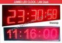 Led Jumbo Clocks