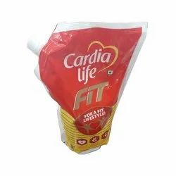 Cardia Life Fit Blended Oil, Packaging Size: 1 L