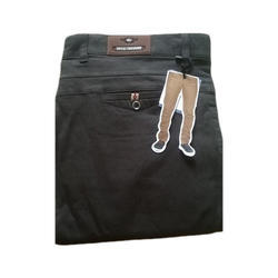 28-40 Plain Mens Formal Trousers, Normal Wash