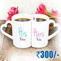 Couple Mug Printing Service